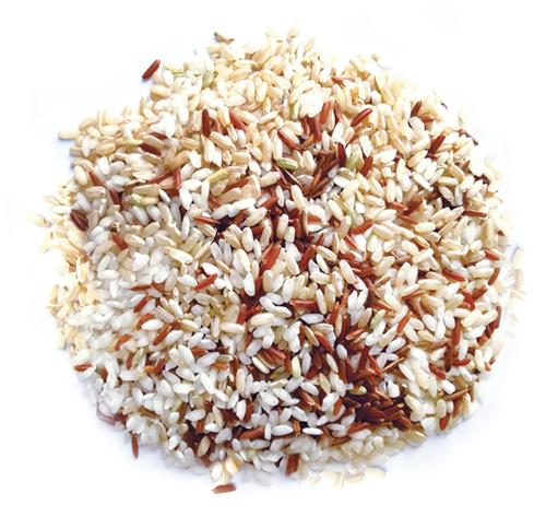 Tipi di riso - Riseria Bovio
